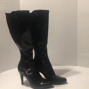 Marc Fisher long boots 8